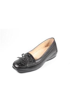 Edik 247-064 Siyah Anne Ayakkabısı