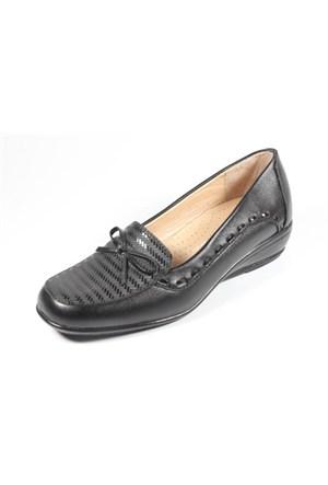 Edik 247-081 Siyah Anne Ayakkabısı