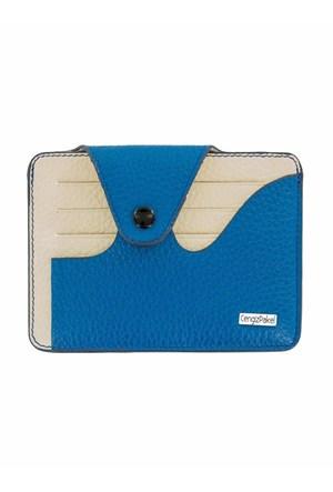 Cengiz Pakel Kartlık Mavi Bej 2434