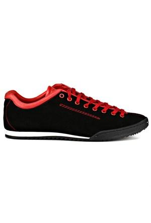 Salvano Siyah Erkek Ayakkabı