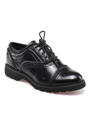 Art Bella C17001 Siyah Kadın Ayakkabı