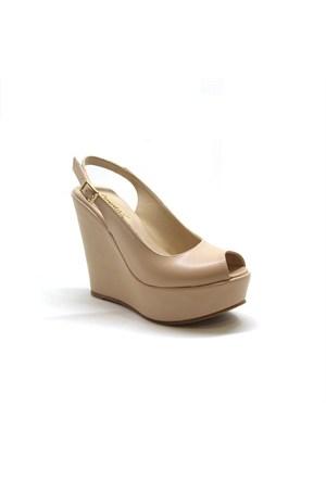 Despina Vandi Kadın Dolgu Ayakkabı 77-1