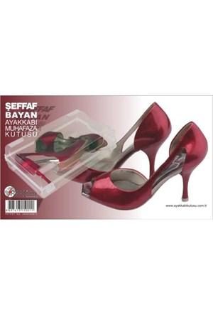 First Line Kadın Ayakkabı Muhafaza Kutusu
