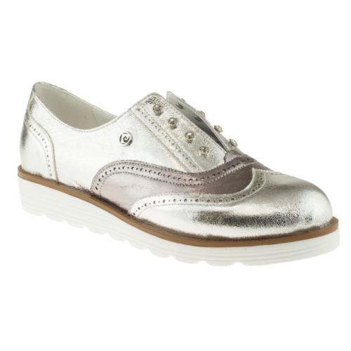Pierre Cardin 46114 Tasli Oxford Gümüş Kadın Ayakkabı