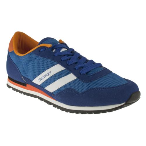 Slazenger 019-500 Bağlı Casual Mavi Erkek Spor Ayakkabı