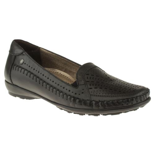 Forelli 230 33030Z Siyah Ayakkabı