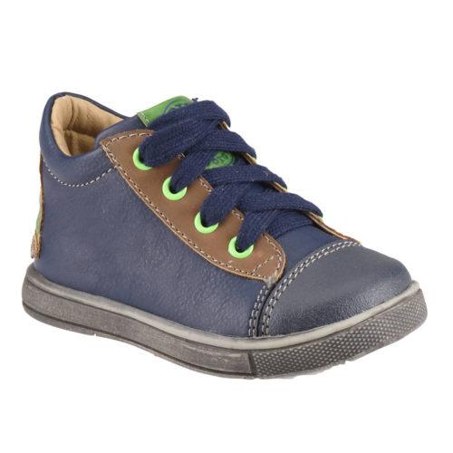 Polaris 52.507566.B Lacivert Erkek Ayakkabı