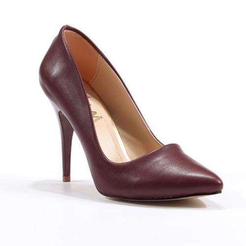Asm Stiletto Cilt Kalem Topuk Ayakkabı