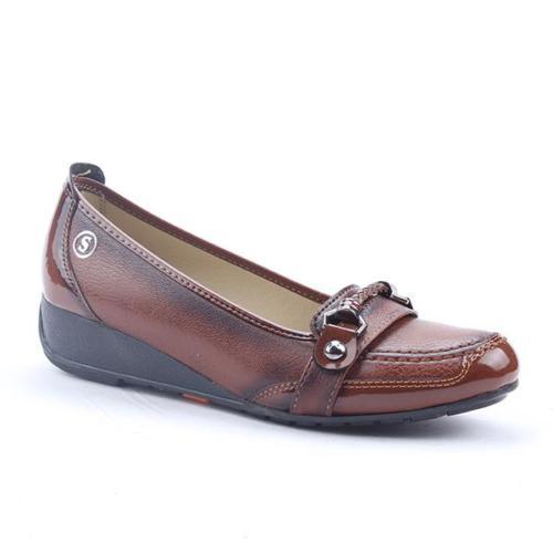 Şng Y-754-N Günlük Ortopedik Dolgu Topuk Kadın Ayakkabı