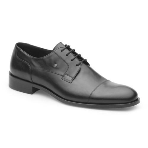 Pedro Camıno Erkek Klasik Ayakkabı 70823 Siyah