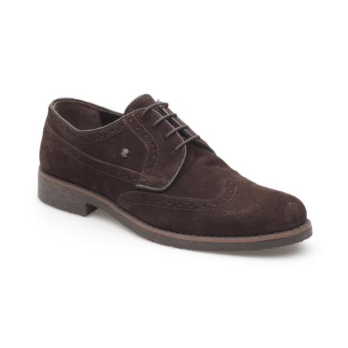 Pedro Camino Erkek Klasik Ayakkabı 70528 Kahverengi