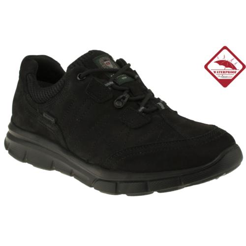 Greyder 11760 Su Gecirmez Siyah Erkek Ayakkabı