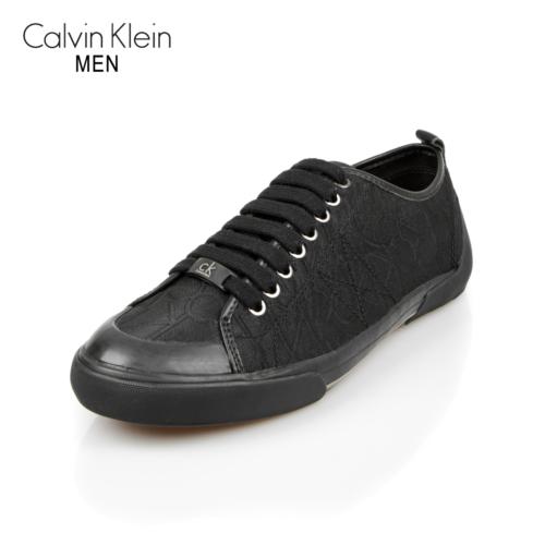 Calvin Klein O10806 14K Mod Ck Logo Black