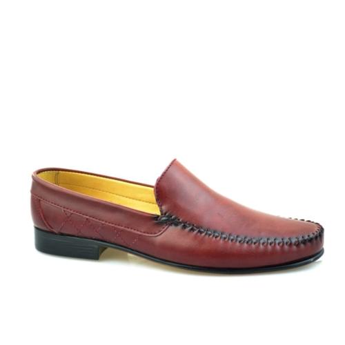 Gnc Bordo Deri Erkek Günlük Ayakkabı