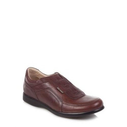 King Paolo Erkek Günlük Deri Ayakkabı A1227