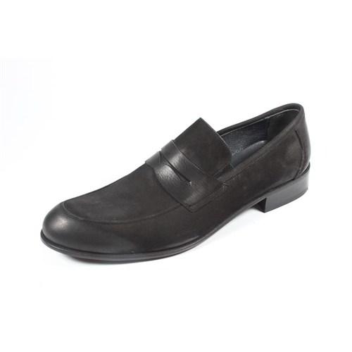 Pablo 220-274 Siyah Erkek Klasik Ayakkabı