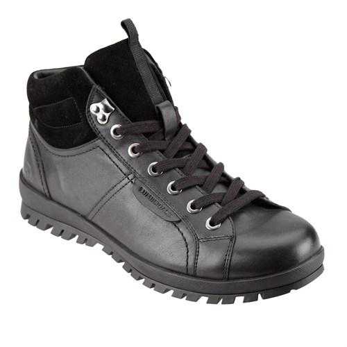 Lumberjack A3320271 Siyah Erkek Deri Modern Ayakkabı
