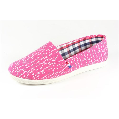 Pink Clover Pembe Kadın Babet 741