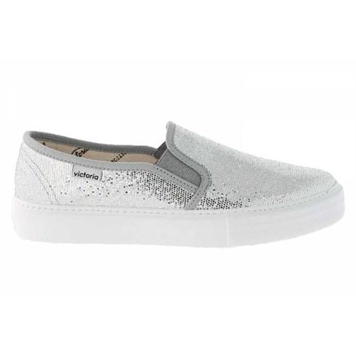 Victoria Kadın Günlük Ayakkabı 25019-Pla