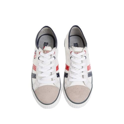 U.S. Polo Assn. Erkek Beyaz Ayakkabı