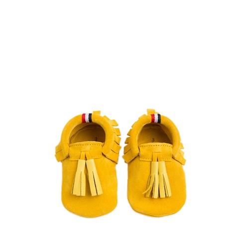U.S. Polo Assn. Erkek Çocuk Sarı Ayakkabı