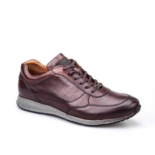 Cabani Günlük Erkek Ayakkabı Kahve Sanetta Deri