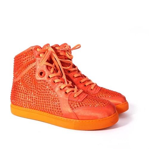 İlvi Diamond 9515 Turuncu Spor Ayakkabı