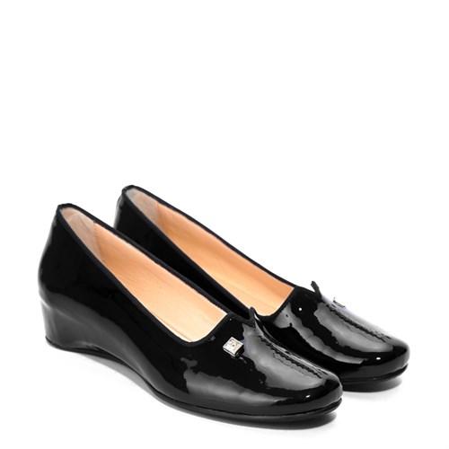 İlvi Auster 212 Siyah Ayakkabı