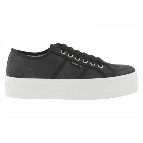 Victoria 09274-Neg Kadın Günlük Ayakkabı