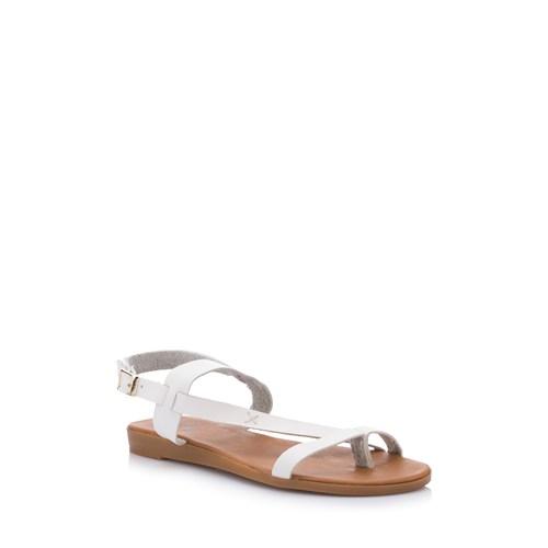 DeFacto Parmak Arası Sandalet E4272az