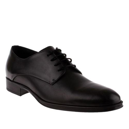 Frau Vitello 77P1 Erkek Ayakkabı Siyah