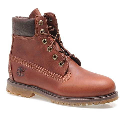 Timberland 6 in Premium Boot 8262R Kadın Bot Kahverengi