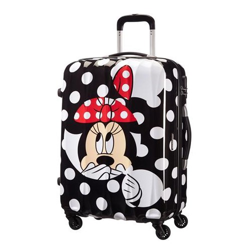 American Tourister Disney Legends Orta Boy Valiz Minnie Pop