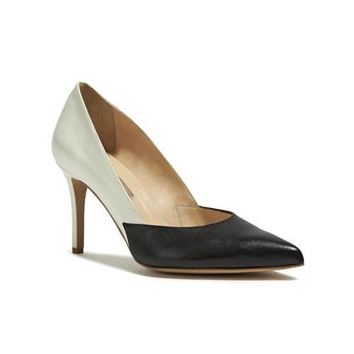 Desa Collection Desire Kadın Klasik Ayakkabı Siyah Beyaz