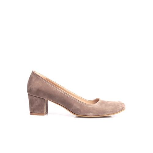 Loggalin 780731 031 329 Kadın Vizon Günlük Ayakkabı