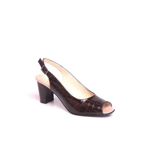Loggalin 375102 031 254 Kadın Kahverengi Günlük Ayakkabı