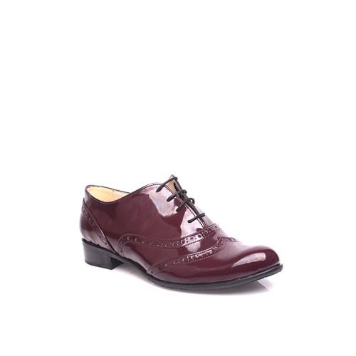 Loggalin 375927 031 620 Erkek Bordo Klasik Ayakkabı