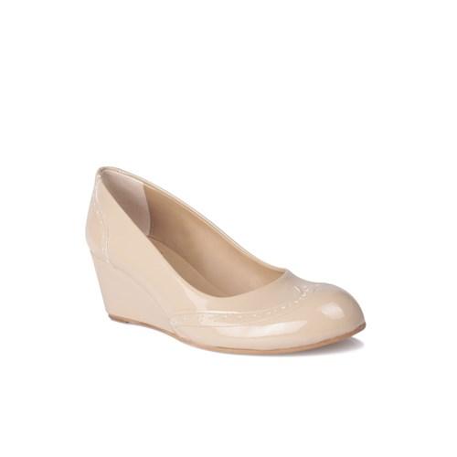 Loggalin 580070 031 320 Kadın Ten Dolgu Topuk Ayakkabı