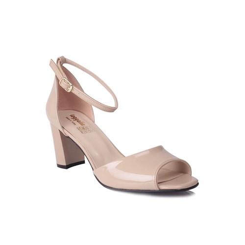 Loggalin 375317 031 320 Kadın Ten Günlük Ayakkabı