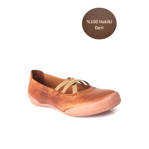 Loggalin 313009 090 162 Kadın Taba Günlük Ayakkabı