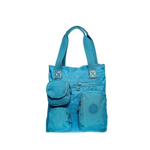 Barcelona K21 Omuz Çantası Brc1018-0031 Mavi