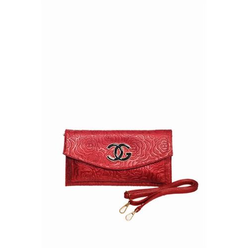 Gnc Bag Omuz Çantası Gnc4017-0019 Kırmızı