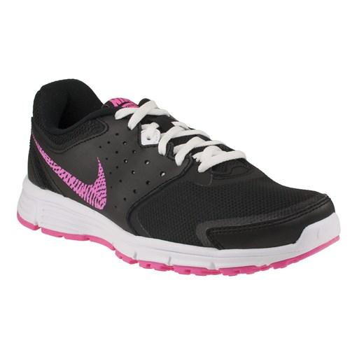 Nike 143 706582Z Siyah Spor Ayakkabı