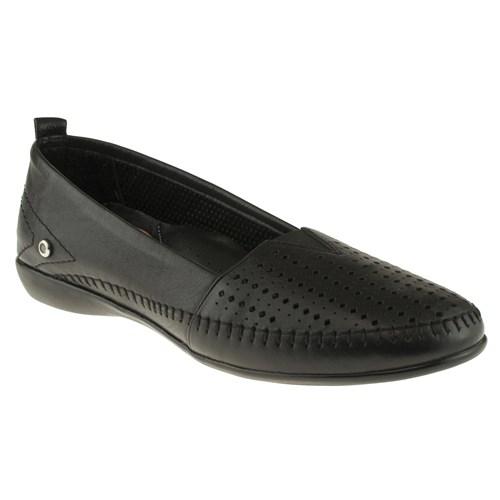 La Pinta 270 561-2711Z Siyah Ayakkabı