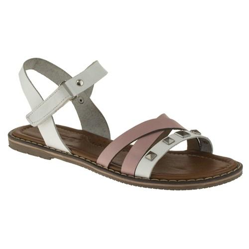 Vicco 211 626U401f Beyaz Sandalet