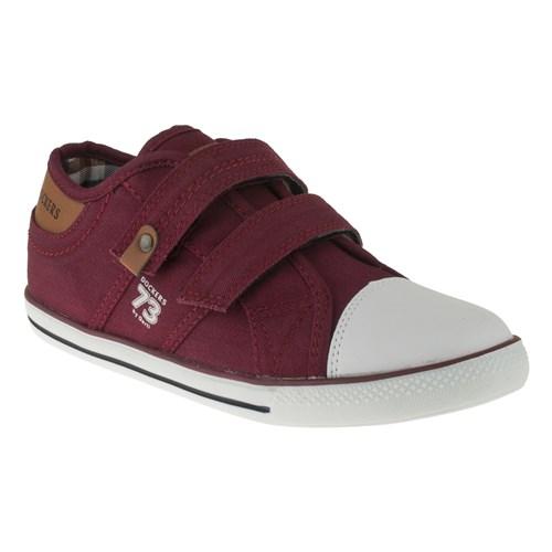 Dockers 257 220923F Bordo Ayakkabı