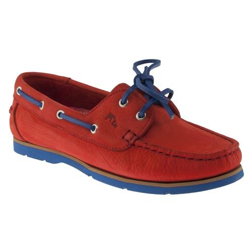 Lumberjack 257 Apollo-G Kırmızı Ayakkabı