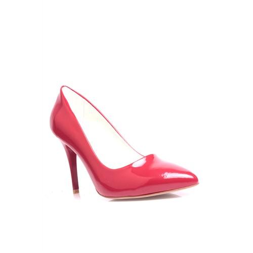 Loggalin 580115 031 559 Kadın Kırmızı Stiletto