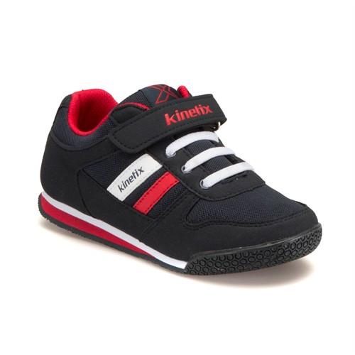 Kinetix 1275262 Lacivert Beyaz Kırmızı Erkek Çocuk Sneaker