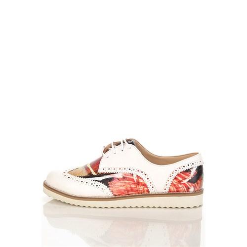 Los Ojo Hsn 005 Çiftyüz Kadın Ayakkabı